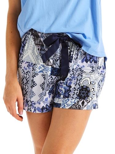 Mixed Paisley Short