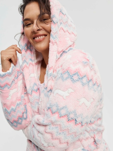 Cloud Roll Up Sateen Pj Pant