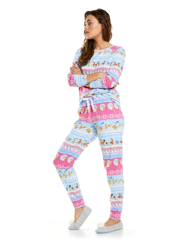 dd945a9b95 ... Guess How Much I Love You Fairisle Easy Pj Pant