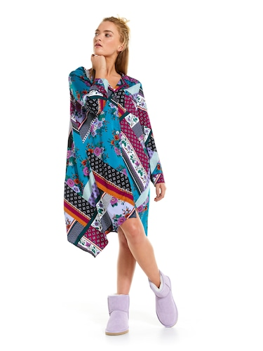 Jewelled Scarf Nightshirt