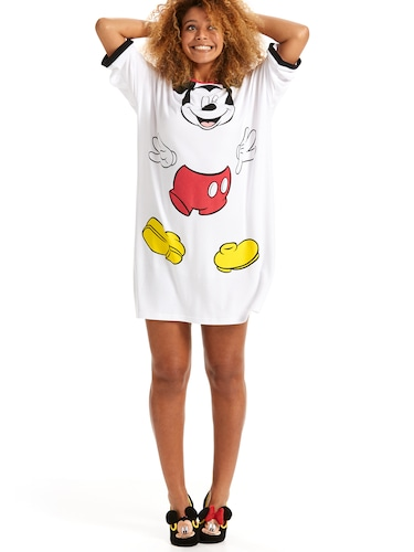 Mickey Mouse Sleep Tee