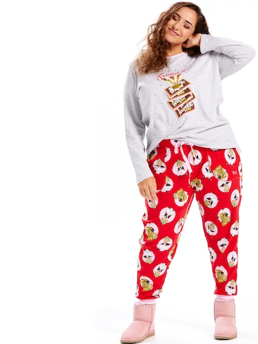 P.A. Plus Willy Wonka Easy Pj Pant