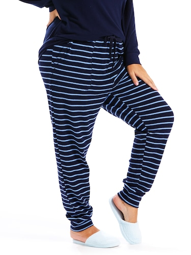 P.A. Plus Stripe Easy Pj Pant