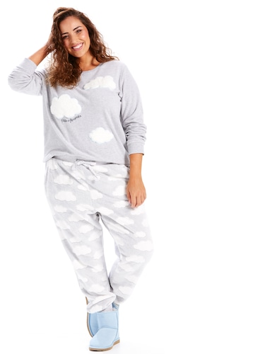 P.A. Plus Cloud Cuddle Track Pant
