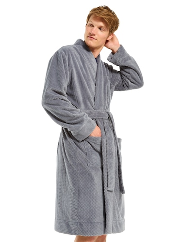 Mens Dressing Gown Shop Mens Robe Gowns Peter Alexander