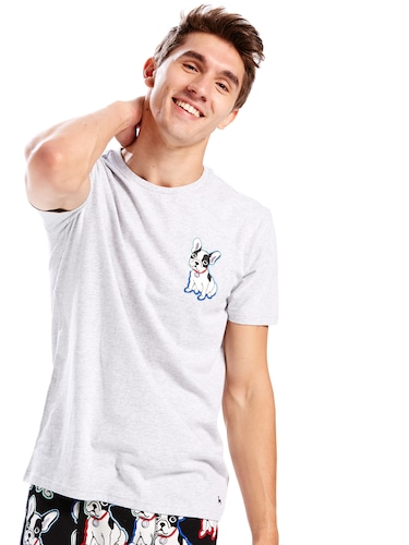 Mens Frenchie Tee