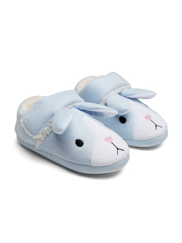 Kids Bunny Face Slipper