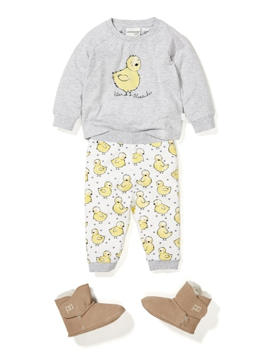 Baby Unisex Chick Pj Set