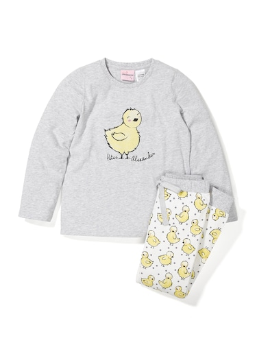 Girls Chick Pj Set