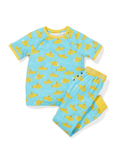 Jnr Boys Submarine Pj Set