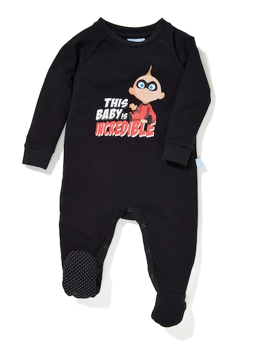 Baby Boys The Incredibles Romper
