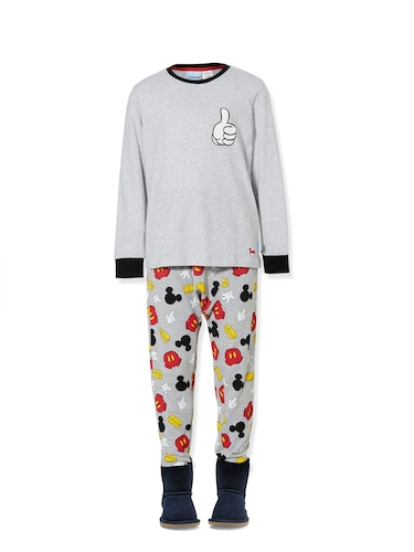 Boys Mouseketeer Pj Set
