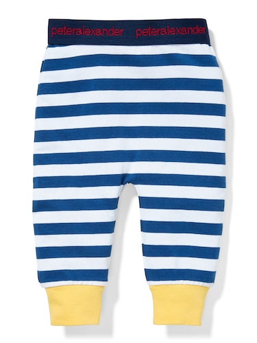 P.A. Play Baby Navy Stripe Legging