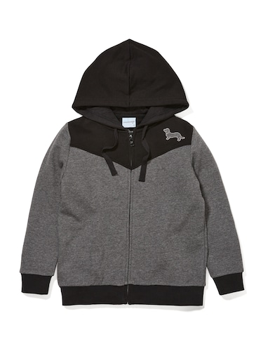 P.A. Play Boys Charcoal Hoodie