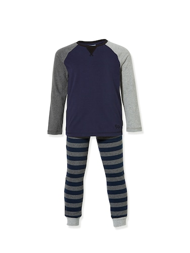 P.A. Play Jnr Boys Stripe Track Pant