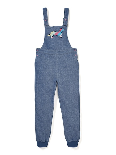 P.A. Play Jnr Girls Penny Dungaree