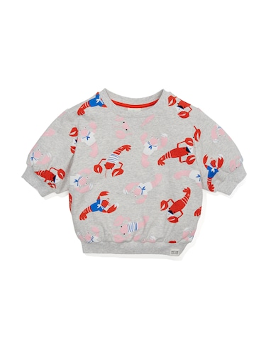 P.A. Play Jnr Girls Lobster Sweater