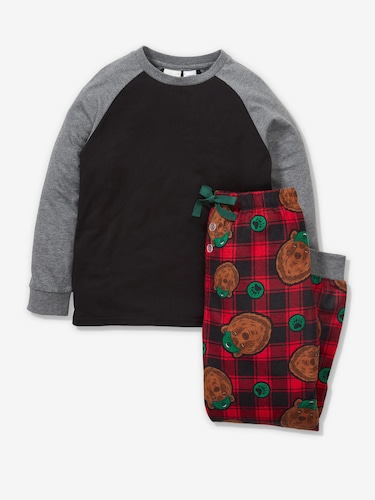 Girls Floral Nightie