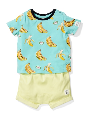 P.A. Play Baby Bananas Tee