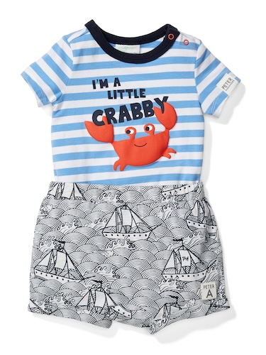 P.A. Play Baby Sail Away Short