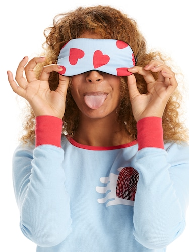 Take My Heart Eye Mask