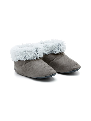 Ladies Snuggle Boots