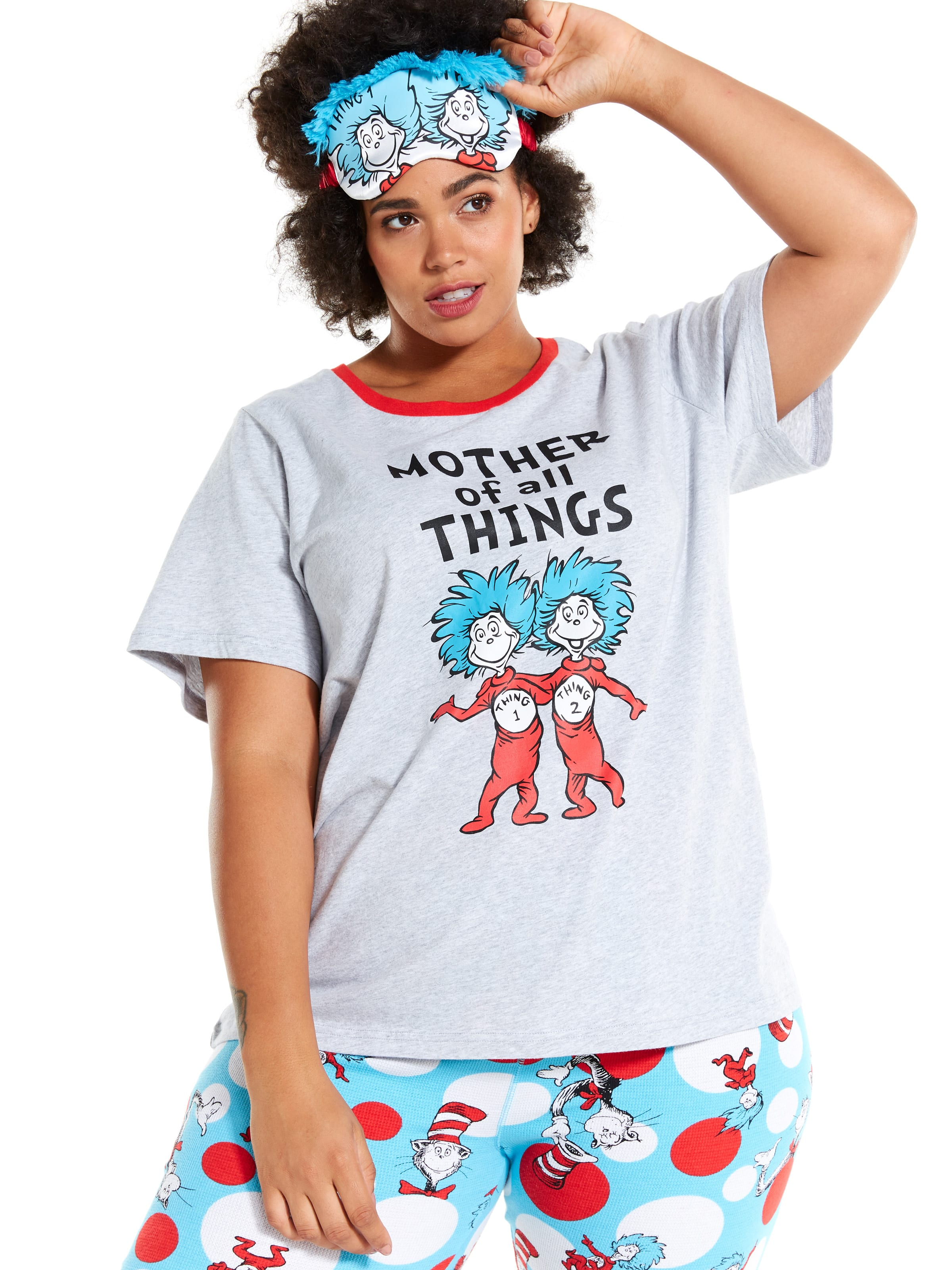 P.A. Plus Dr. Seuss Mother Of All Things Tee