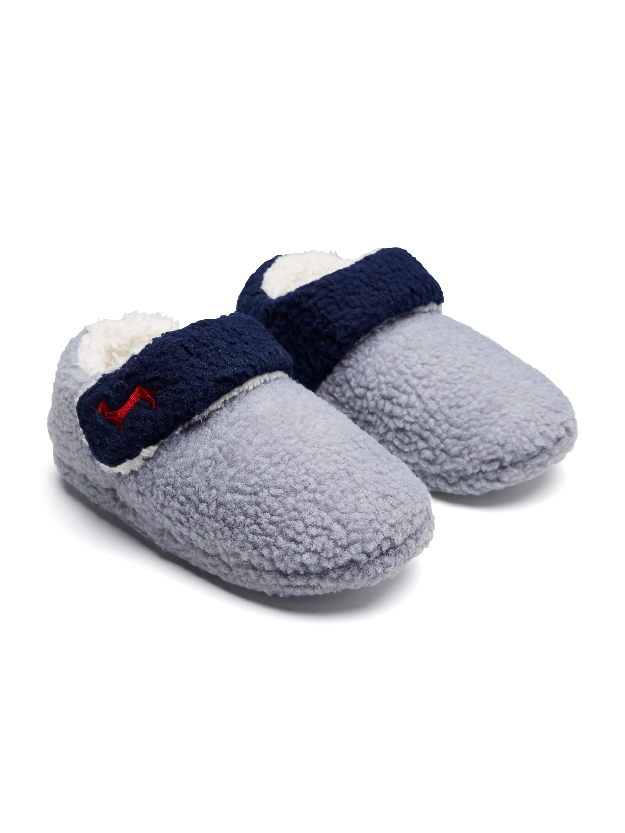 Kids Strap Slipper Boot
