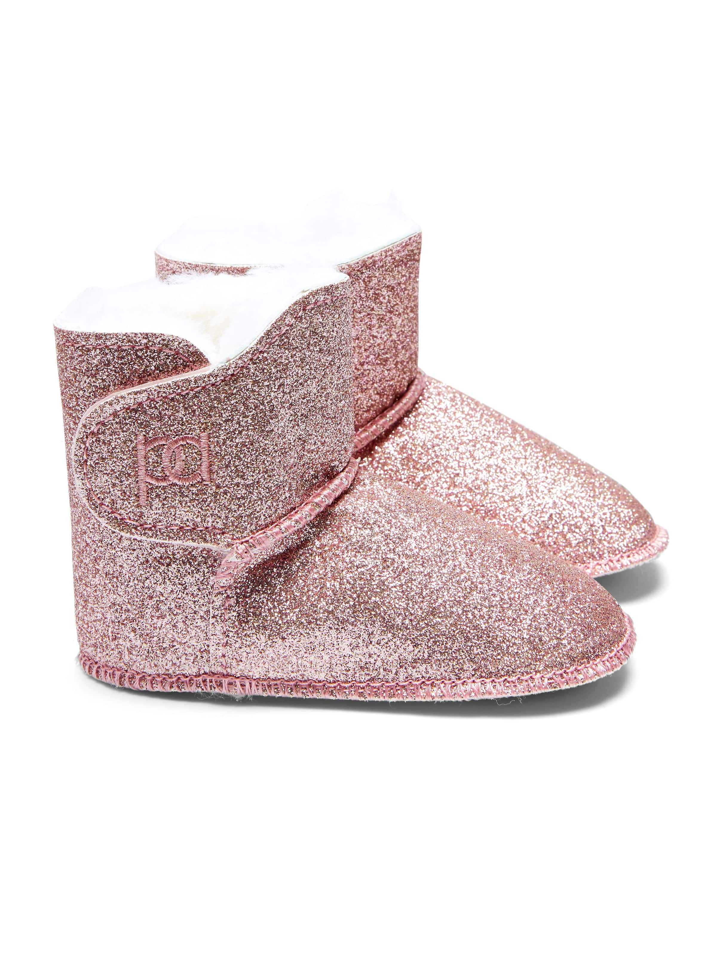 Baby P.A. Limited Edition Glitter Homeboot