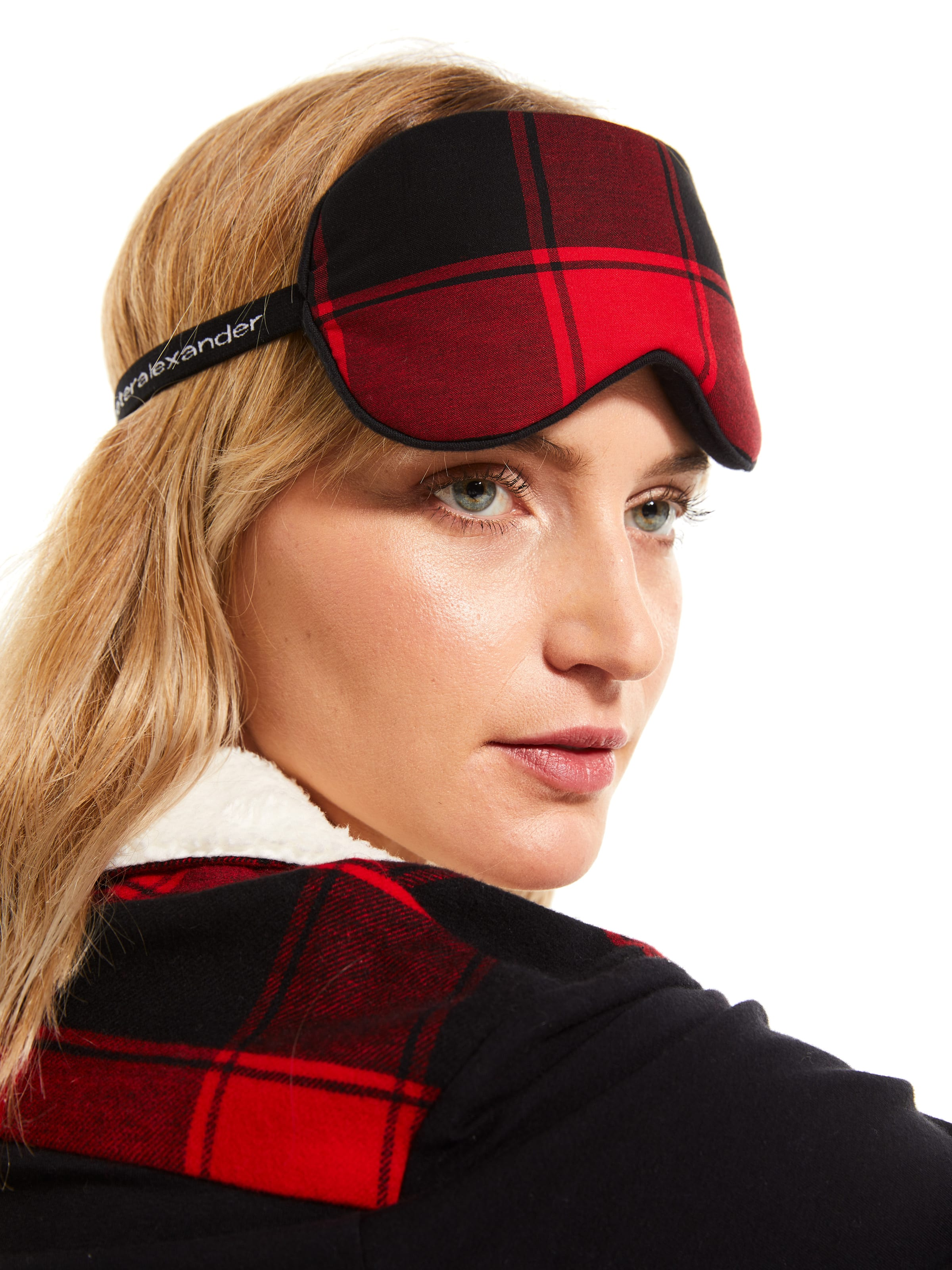 Lumberjack Eye Mask