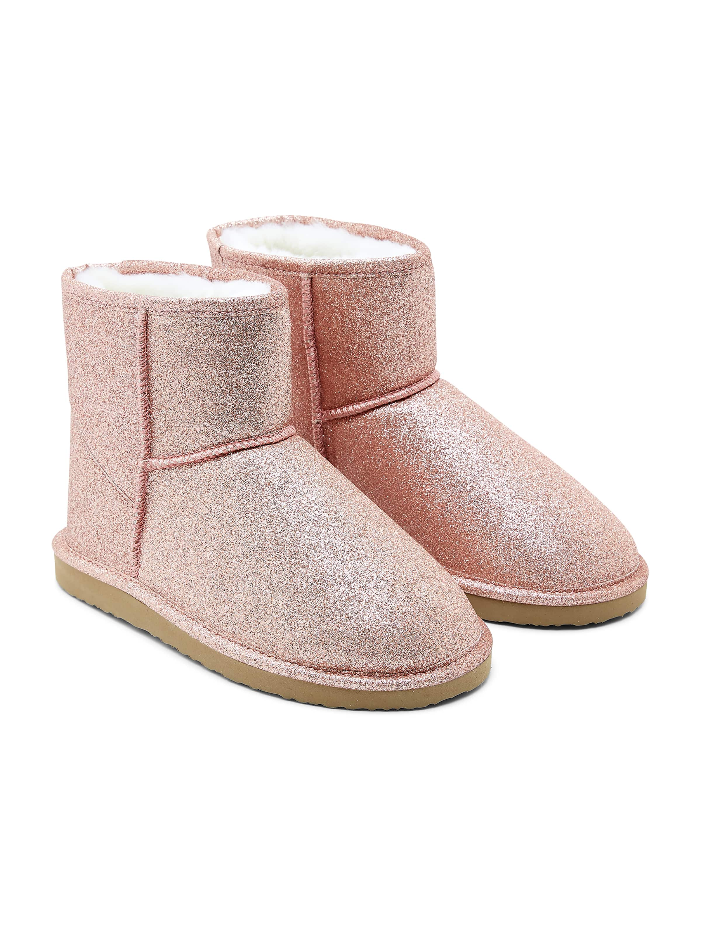 Limited Edition Rose Gold Glitter Homeboot
